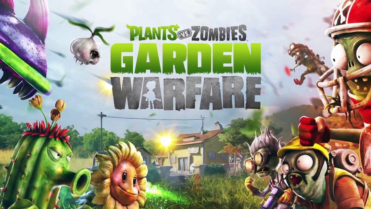Plants vs zombies garden warfare for Plants versus zombies garden warfare
