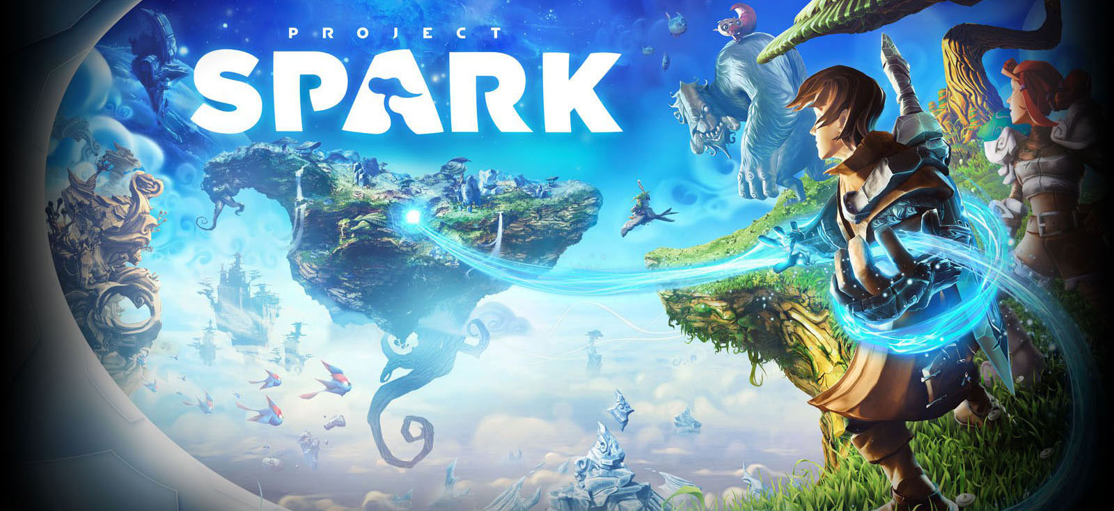 project spark update - banner