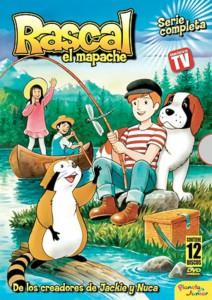 rascal - portada DVD