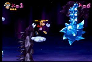 rayman - volando