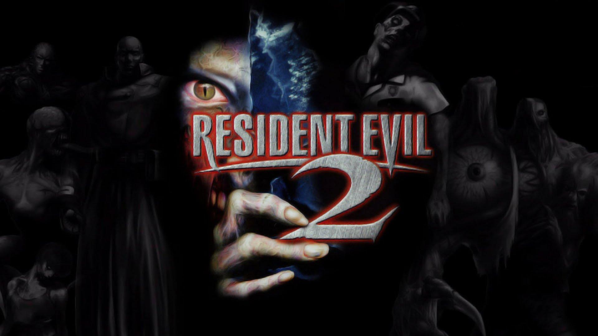 resident evil 2-2015