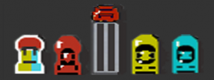 road fighter - cars