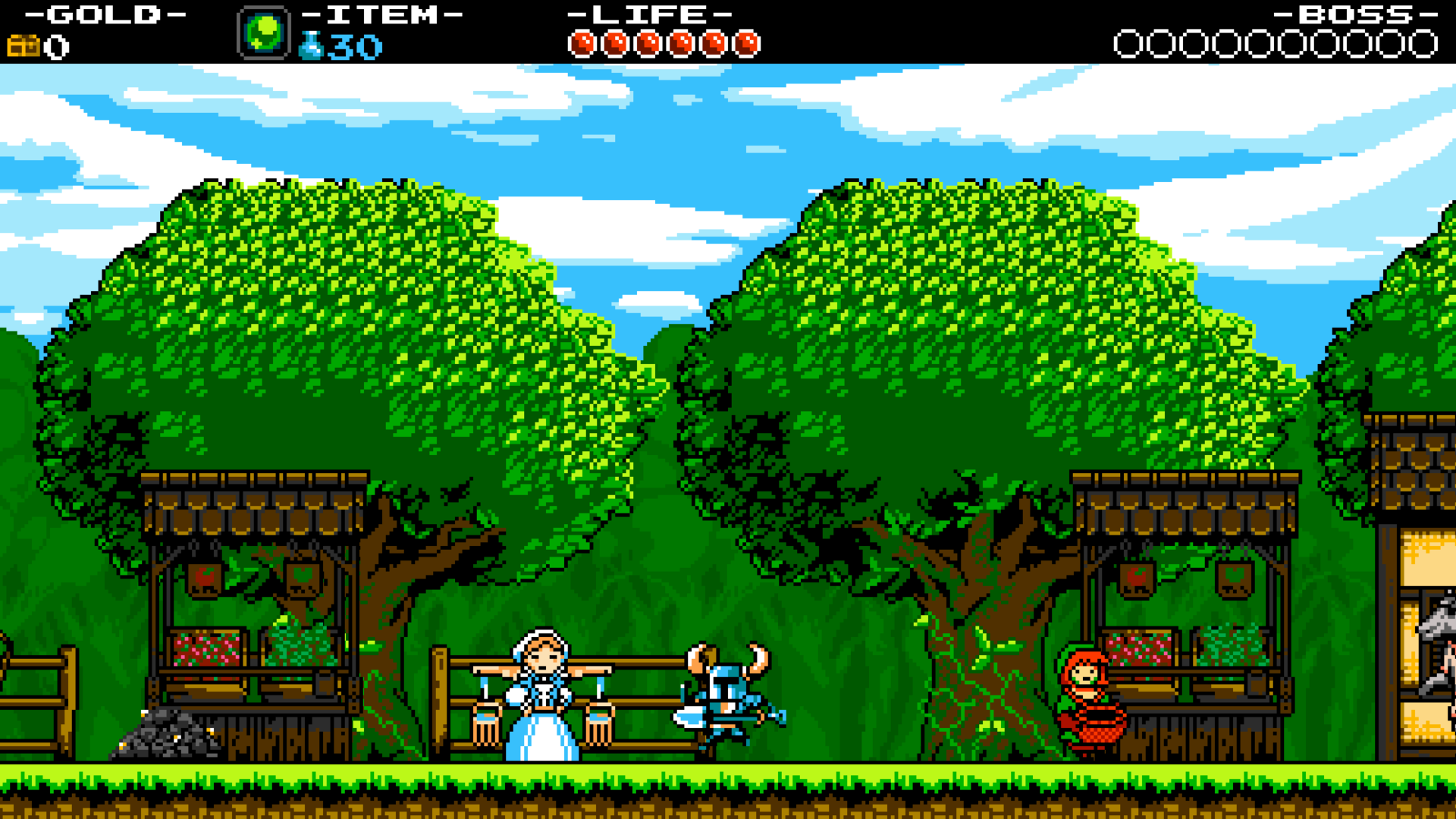 Shovel Knight Aldea