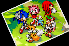 sonic advance 3 - final falso