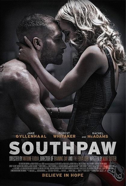 southpaw - portada