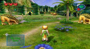star fox adventures - dinosaur planet
