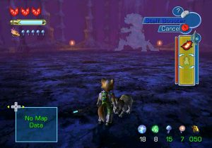 star fox adventures principe