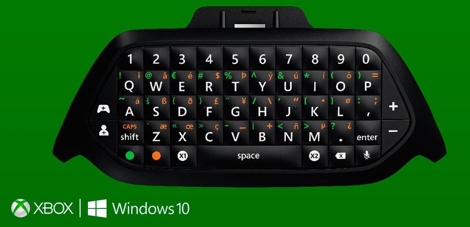 teclado-mando-xbox-one