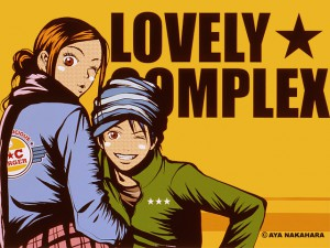 Lovely complex. Amor al completo ^_^