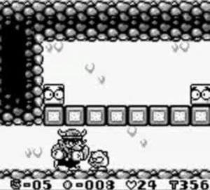 wario land super mario land 3 - gameplay