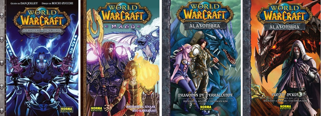 world of warcraft CABALLERO- MAGO-ALASOMBRA